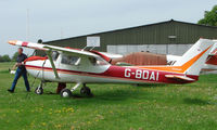 G-BDAI @ EGHP - A very pleasant general Aviation day at Popham in rural UK