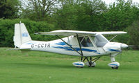 G-CCYR @ EGHP - A very pleasant general Aviation day at Popham in rural UK