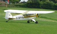 G-BPYN @ EGHP - A very pleasant general Aviation day at Popham in rural UK