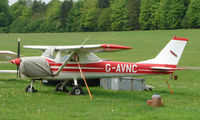 G-AVNC @ EGHP - A very pleasant general Aviation day at Popham in rural UK