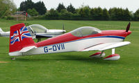 G-OVII @ EGHP - A very pleasant general Aviation day at Popham in rural UK