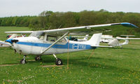 G-BYNA @ EGHP - A very pleasant general Aviation day at Popham in rural UK