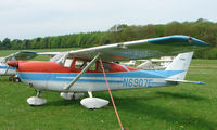 N6907E @ EGHP - A very pleasant general Aviation day at Popham in rural UK