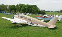 G-BSTV @ EGHP - A very pleasant general Aviation day at Popham in rural UK