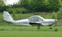 G-CCPH @ EGHP - A very pleasant general Aviation day at Popham in rural UK