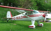 G-BULO @ EGHP - A very pleasant general Aviation day at Popham in rural UK