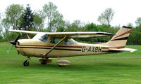 G-AXBH @ EGHP - A very pleasant general Aviation day at Popham in rural UK