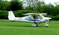 G-CDMS @ EGHP - A very pleasant general Aviation day at Popham in rural UK
