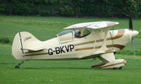 G-BKVP @ EGHP - A very pleasant general Aviation day at Popham in rural UK