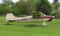 G-AORB @ EGHP - A very pleasant general Aviation day at Popham in rural UK