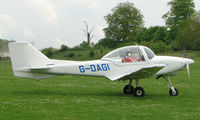 G-OAGI @ EGHP - A very pleasant general Aviation day at Popham in rural UK