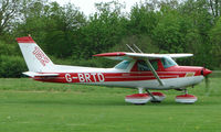 G-BRTD @ EGHP - A very pleasant general Aviation day at Popham in rural UK
