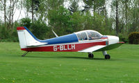 G-BLLH @ EGHP - A very pleasant general Aviation day at Popham in rural UK