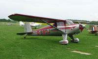 G-BRDJ @ EGHP - A very pleasant general Aviation day at Popham in rural UK