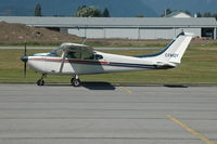 C-FMQY @ CYPK - Taxiing for take-off, Pitt Meadows, BC - by Owen Smith