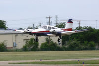N90PA @ GPM - At Grand Prairie Municipal