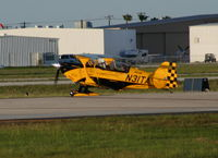 N31TA @ LAL - Aviat (Pitts) S-2C Fred Cabanas