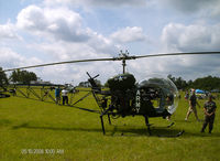 N1342X - Static display at the Santa Fe Community College in Gainesville - by George A.Arana