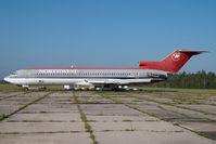 N292US @ KMEB - ex Northwest Boeing 727-200