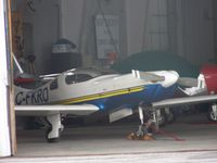 C-FKRO @ YGK - In Central Airways hanger at YGK - by William Kelly