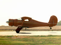 N50A @ DTO - Beech Staggerwing at Denton Municipal - by Zane Adams