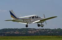 F-GGZB @ LFPX - landing - by Alain Picollet