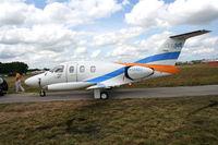 N135DJ @ LAL - Eclipse EA500 Day Jet