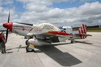 N151MC @ LAL - F-51 Mustang American Beauty