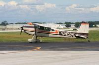N180DH @ LAL - Cessna 180
