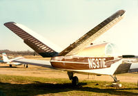 N5317E - At the former Mangham Airport, North Richland Hills, TX - by Zane Adams