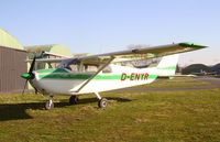 D-ENYR - Old Cessna 172C being made operational again - by Waldo