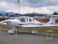 C-FDDS @ YXX - 2007 Diamond DA 40 XL at Abbotsford - by William Kelly