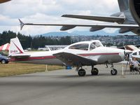 CF-KEA @ CYPK - Canadian registered Navion at Abbotsford air show - by William Kelly