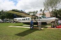 N256ST @ LAL - Cessna 208B