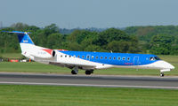 G-RJXF @ EGCC - Some of the typical traffic that can be seen at Manchester (Ringway)  International