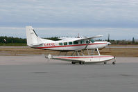 C-FFYC @ CYHD - On the ramp at the Dryden Airport - by DJKennedy