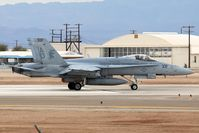 163432 @ NJK - F/A-18C AD-337 with VFA-106 Gladiators 163432 holding on RWY 30 prior to takeoff during training exercises at NAF El Centro (KNJK). - by Dean Heald