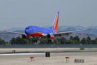 N905WN @ KLAS - Southwest Airlines / 2008 Boeing 737-7H4