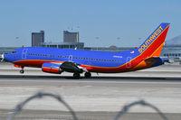N669SW @ KLAS - Southwest Airlines / 1987 Boeing 737-3A4