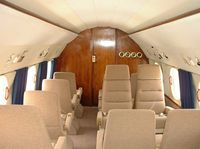 N99EL @ ISM - interior view once we finished with the restoration - by john meller