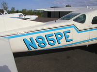 N85PE @ KANE - Parked on the ramp at Cirrus Flight Operations. - by Mitch Sando