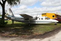 N690EM @ LAL - Aero Commander 690B