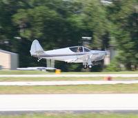N3824K @ LAL - Temco GC-1B Swift