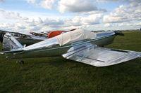 N3313K @ LAL - GC-1B Swift