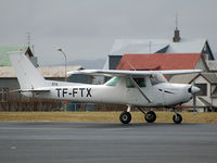 TF-FTX @ BIRK - In Reykjavik - by Micha Lueck