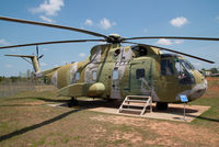 65-12797 @ CLT - United States Air Force Sikorsky CH3 - by Yakfreak - VAP