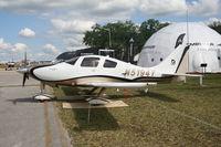 N5194Y @ LAL - Cessna 400