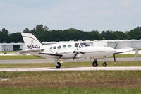 N5443J @ LAL - Cessna 421B