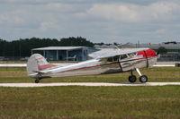 N8266R @ LAL - Cessna 195A