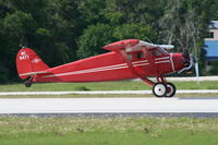 N8471 @ LAL - Stinson SM-2AA Detroiter - by Florida Metal